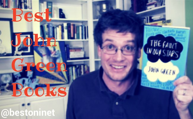 Best John Green Books