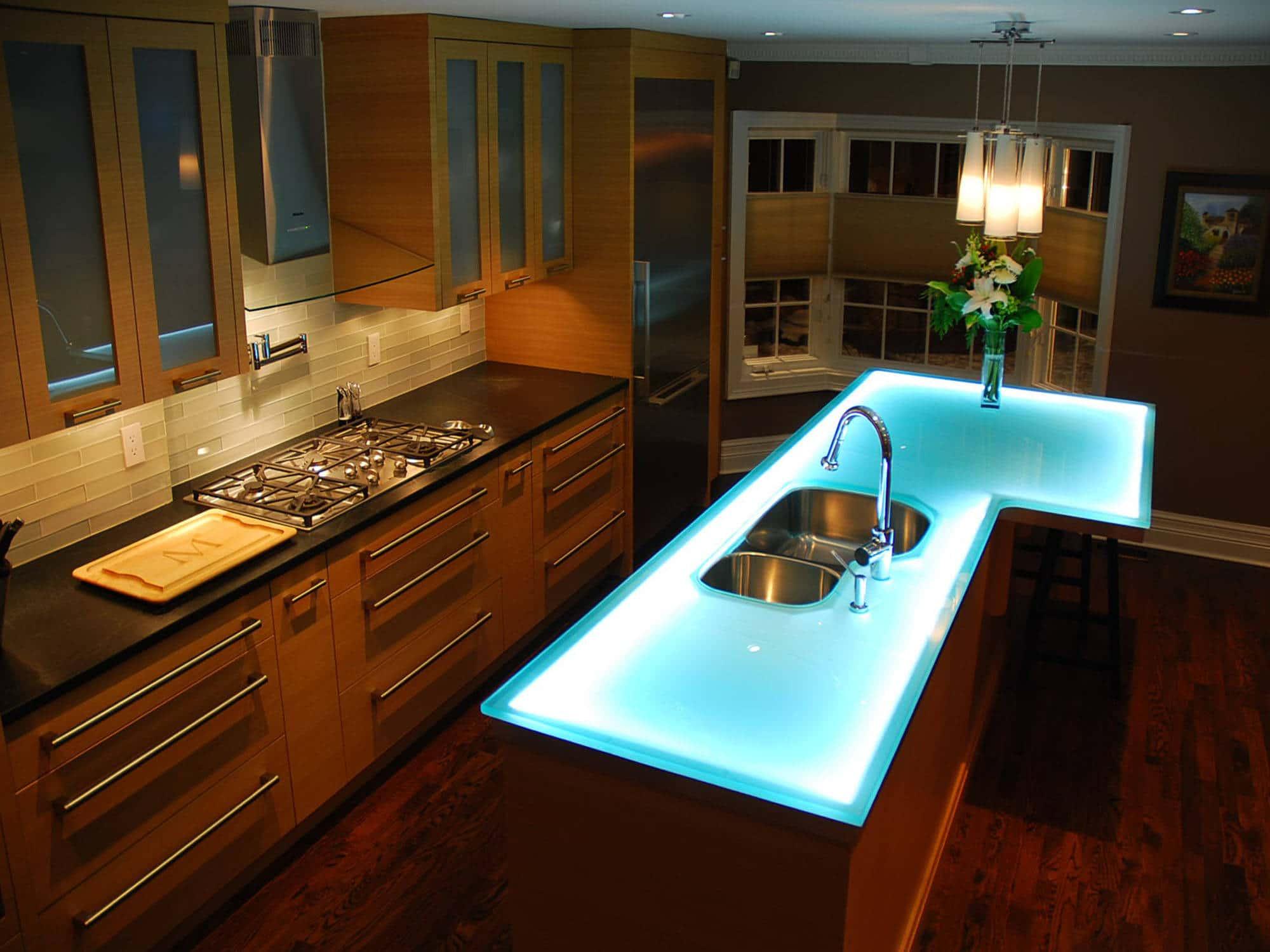 kitchen countertop trends unfinished oak cabinets of 2017 part iii countertops best online
