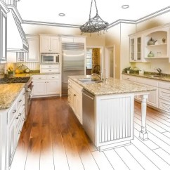 Kitchen Island Prep Table Tiled Floors Layout Is Key (mastering Your Own Design) - Best ...