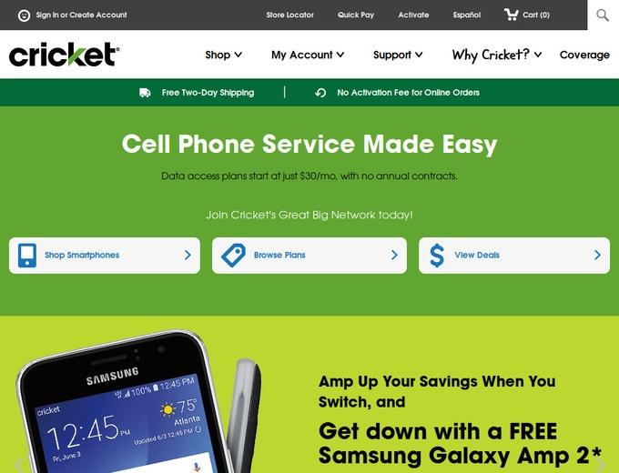 Cricket Wireless Customer Service   brandforesight co