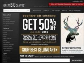 greatbigcanvas com coupon appliance