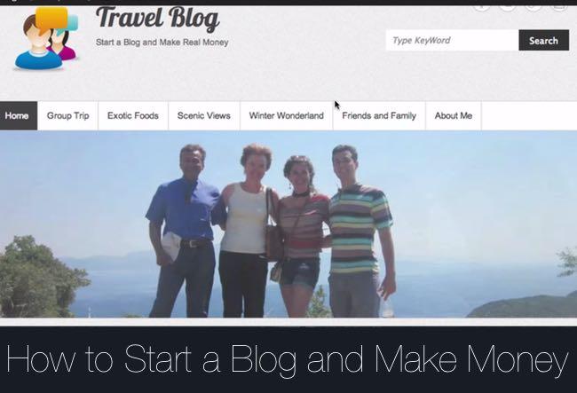 How-Start-Blog-Make-Money