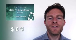 Udemy Complete iOS 9 Developer Course