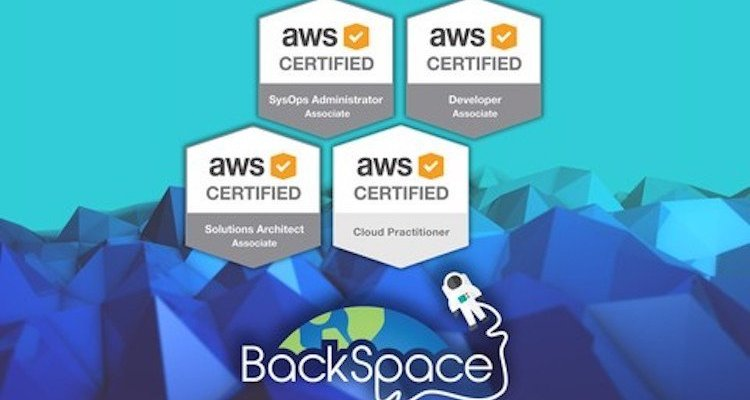 Get Amazon Web Services (AWS) Certified – 4 Certifications!
