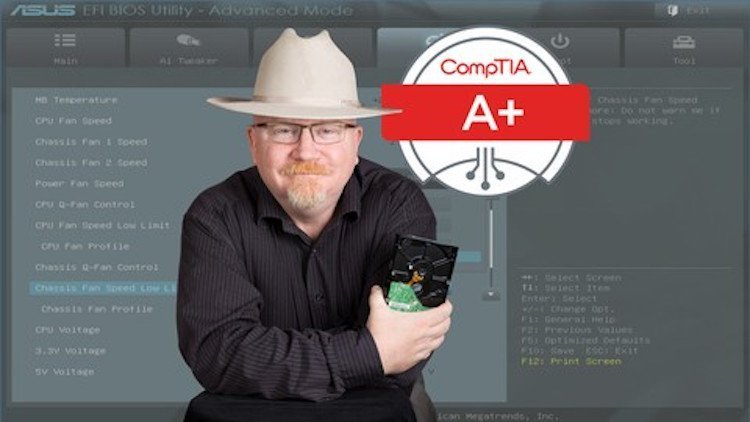CompTIA A+ Certification 902
