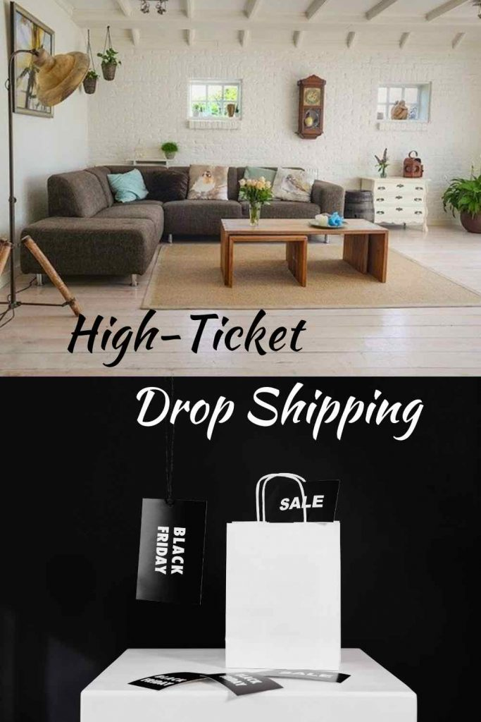 High-Ticket Drop Shipping Black Friday Sale