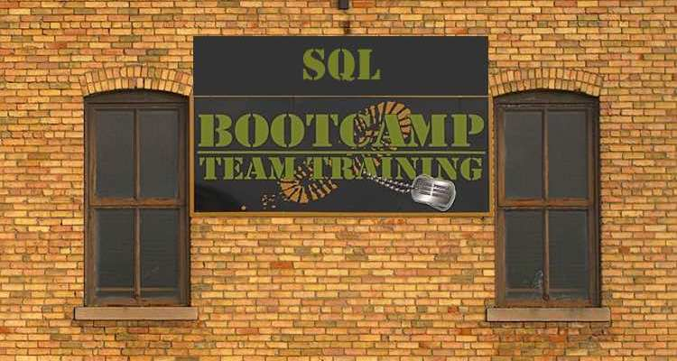 Become An Expert With The Complete SQL Bootcamp