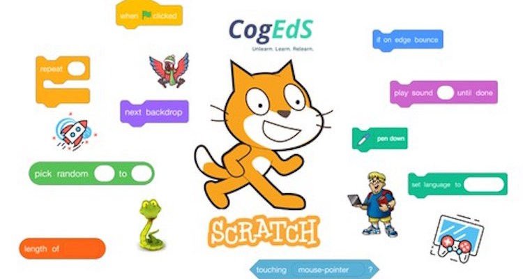 Learn to Build 10 Different Stories and Games in Scratch 3.0