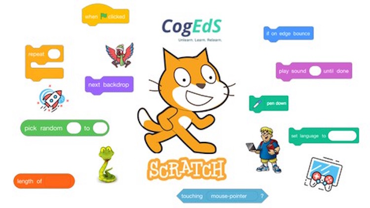 Stories and Games in Scratch