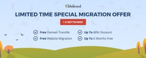 SiteGround Website Migration