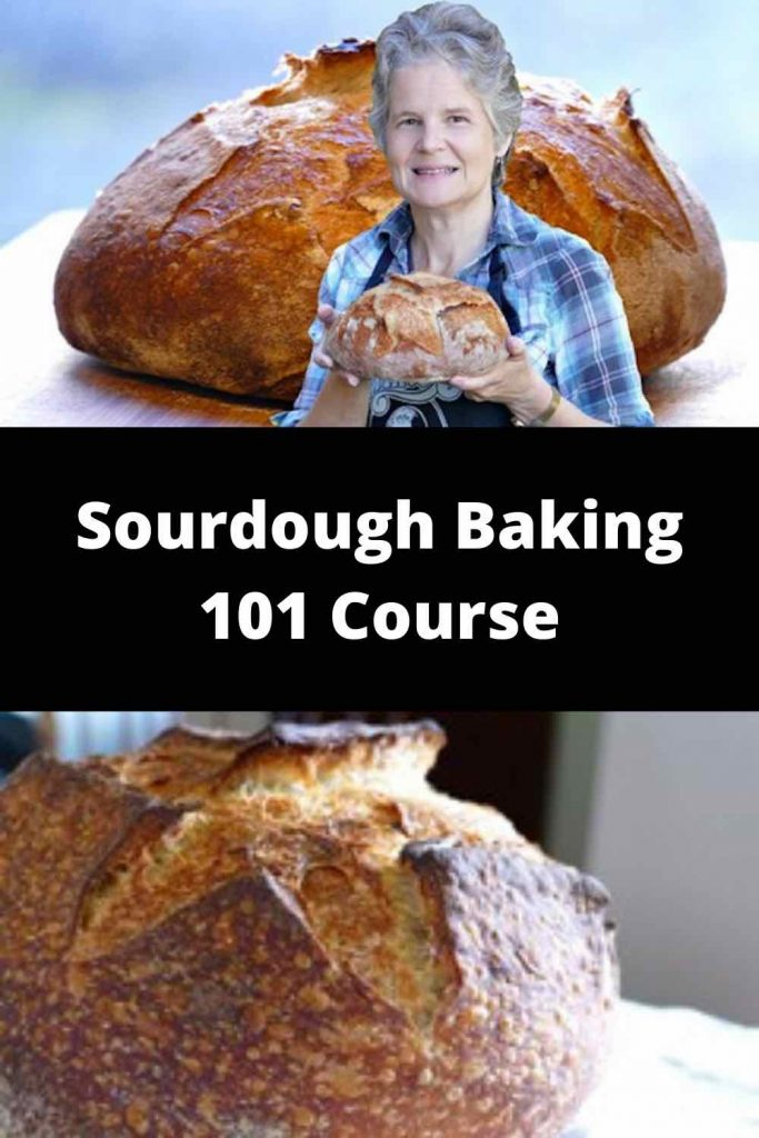 Sourdough Baking 101 Course
