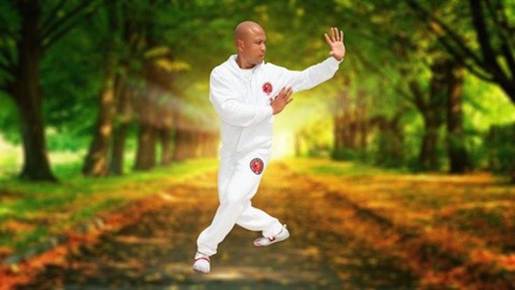 Tai Chi Yang Style Chi Kung