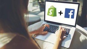 Udemy Shopify + Facebook