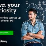 Own Your Curiosity Udemy Courses $10 Each