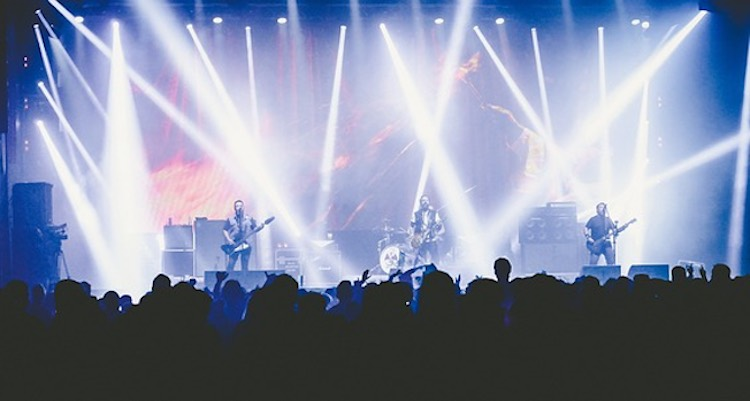 live concert noise