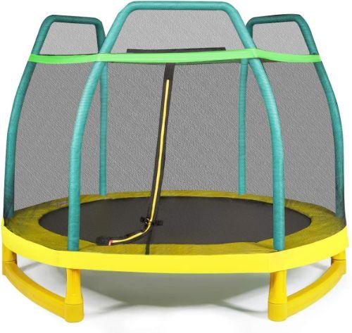 Giantex 7 Ft Kids Trampoline