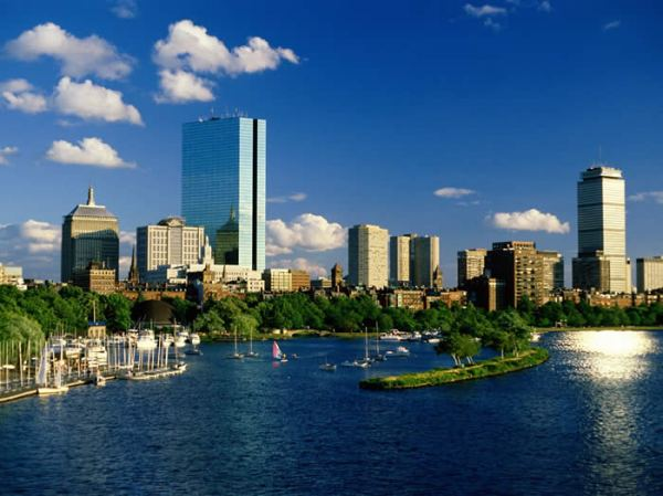 Boston The most beautiful cities in the USA