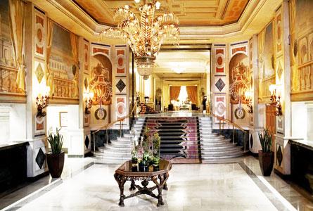 Images Hotel The Westin Palace Lobby 2423