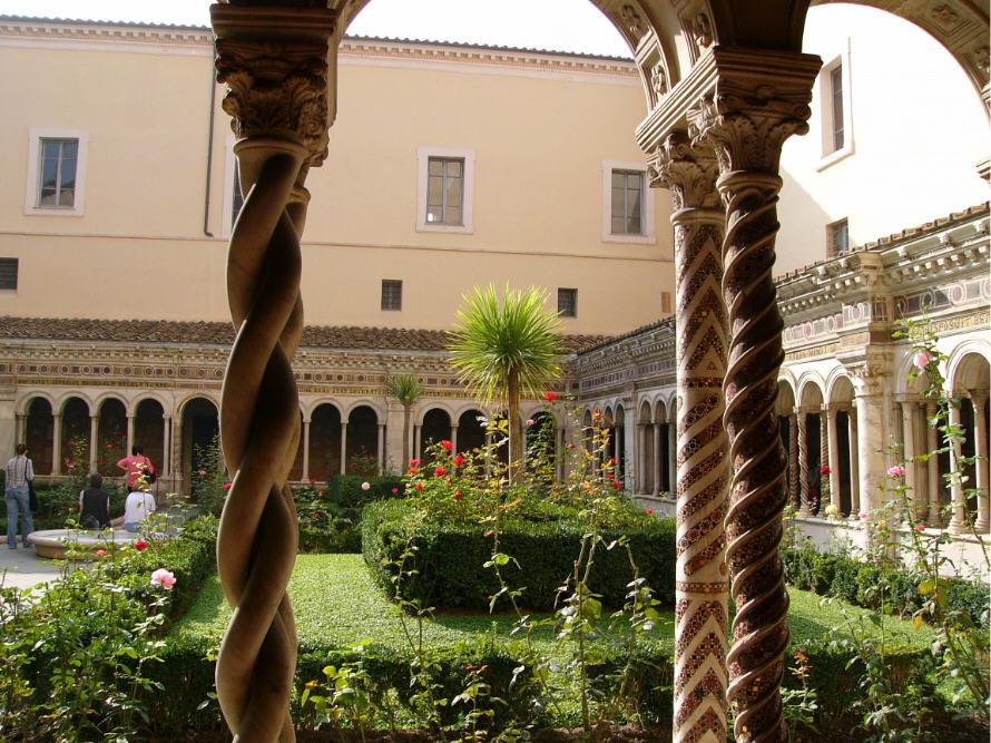 Basilica di San Paolo fuori le Mura - Exterior view