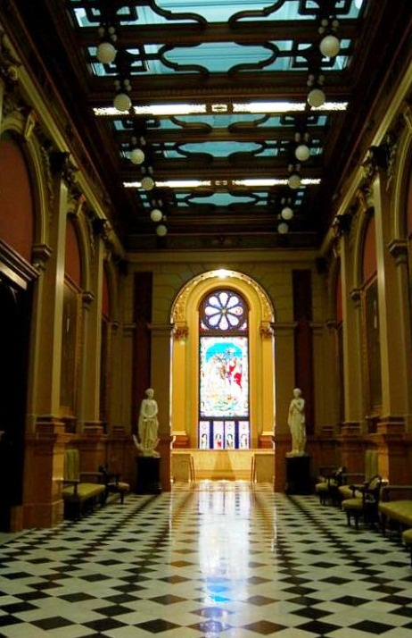 Masonic Temple  The best places to visit in Philadelphia