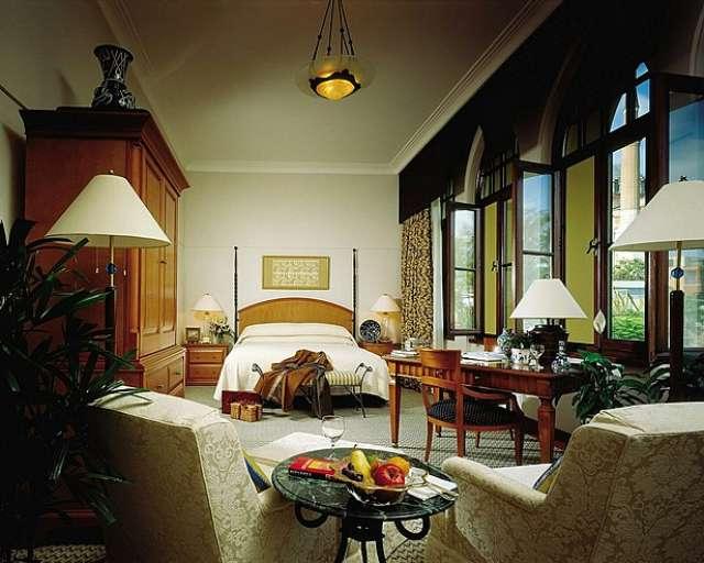 Four Seasons Istanbul Al Sultanahmet - Suite view