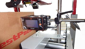 封箱機 Carton Sealer - 噴印機