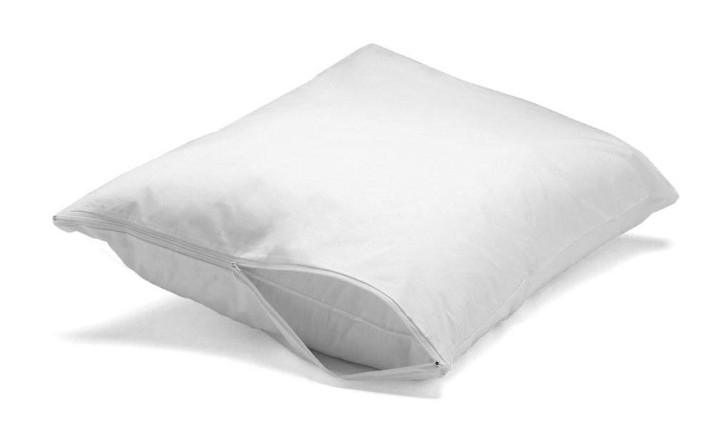 protect a bed allerzip bed bug bedbug proof pillow cover 1 pair