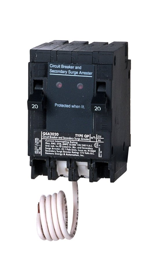 small resolution of house surge protectors