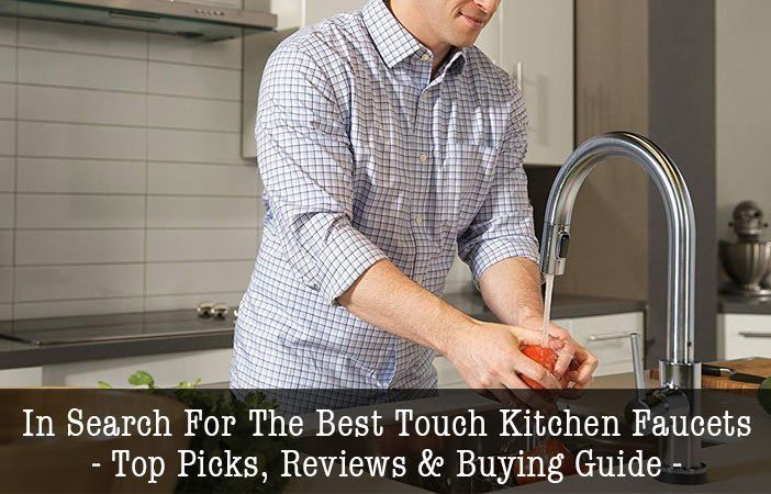 best touch kitchen faucets of 2021 top