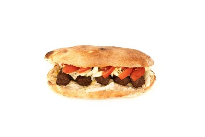 Best Pizza - Cevapcici Sandwich
