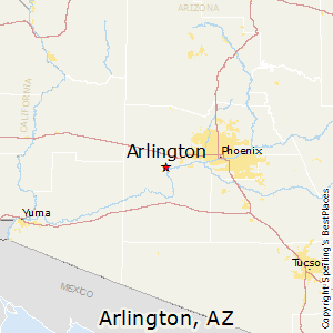 Best Places to Live in Arlington Arizona