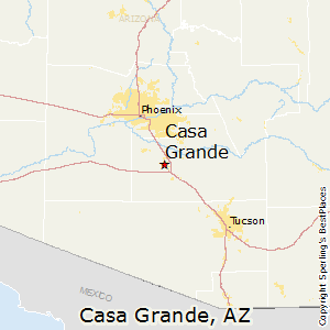 Best Places to Live in Casa Grande Arizona
