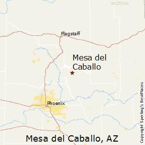 Best Places to Live in Mesa del Caballo Arizona