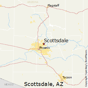 Best Places to Live in Scottsdale Arizona
