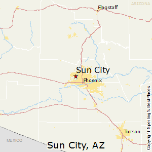Best Places to Live in Sun City Arizona