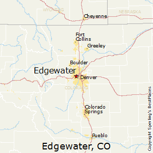 Best Places to Live in Edgewater Colorado