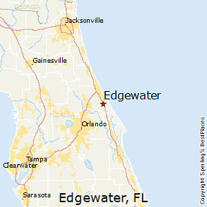 Best Places to Live in Edgewater Florida