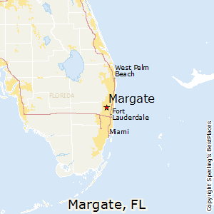 Best Places to Live in Margate Florida