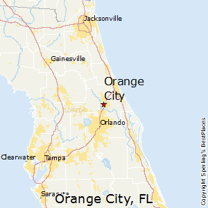 Best Places to Live in Orange City Florida