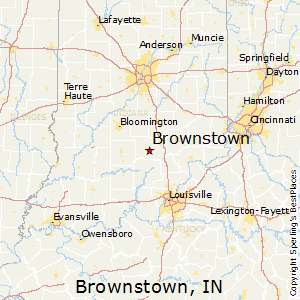 Best Places to Live in Brownstown Indiana