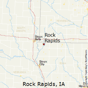 Best Places to Live in Rock Rapids Iowa