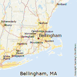 Best Places to Live in Bellingham Massachusetts