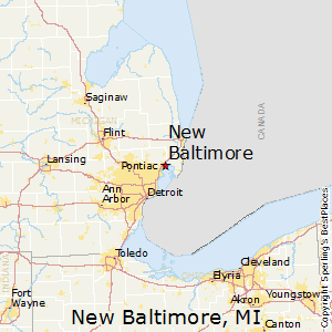 Best Places To Live In New Baltimore Michigan