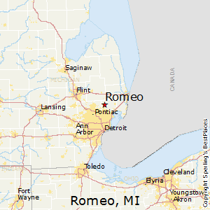 Best Places To Live In Romeo Michigan