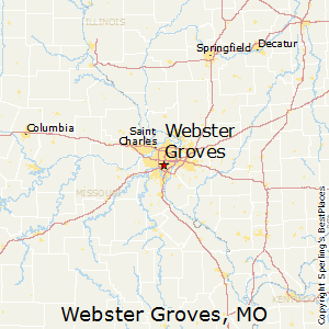 Best Places to Live in Webster Groves Missouri