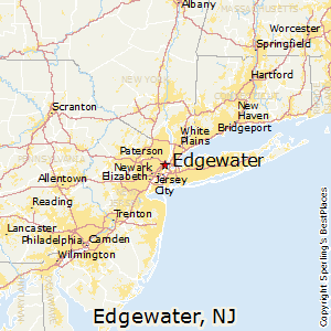 Best Places to Live in Edgewater New Jersey