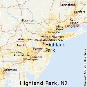 Best Places to Live in Highland Park New Jersey