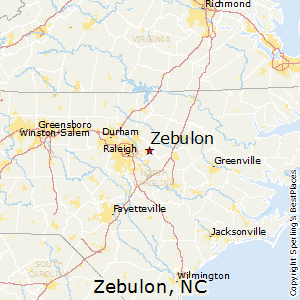 Best Places to Live in Zebulon North Carolina