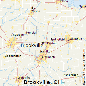 Best Places to Live in Brookville Ohio