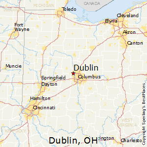 Best Places to Live in Dublin Ohio